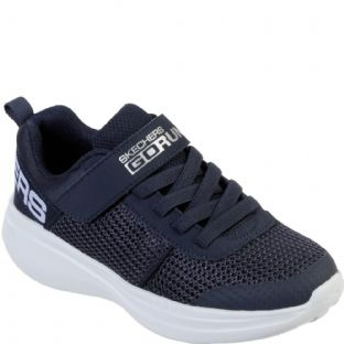 Skechers Kids 97875L NVY Go Run Fast Tharo Navy Trainers